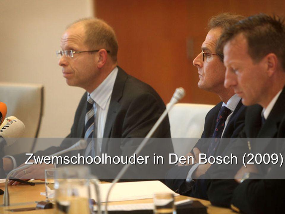 www.burgemeesters.nl Zwemschoolhouder in Den Bosch (2009)