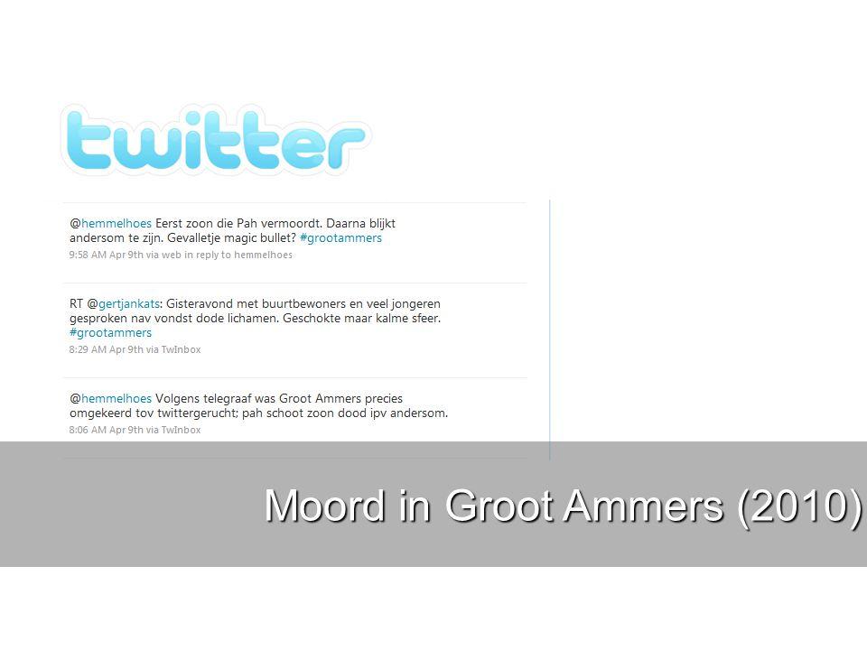 www.burgemeesters.nl Moord in Groot Ammers (2010)