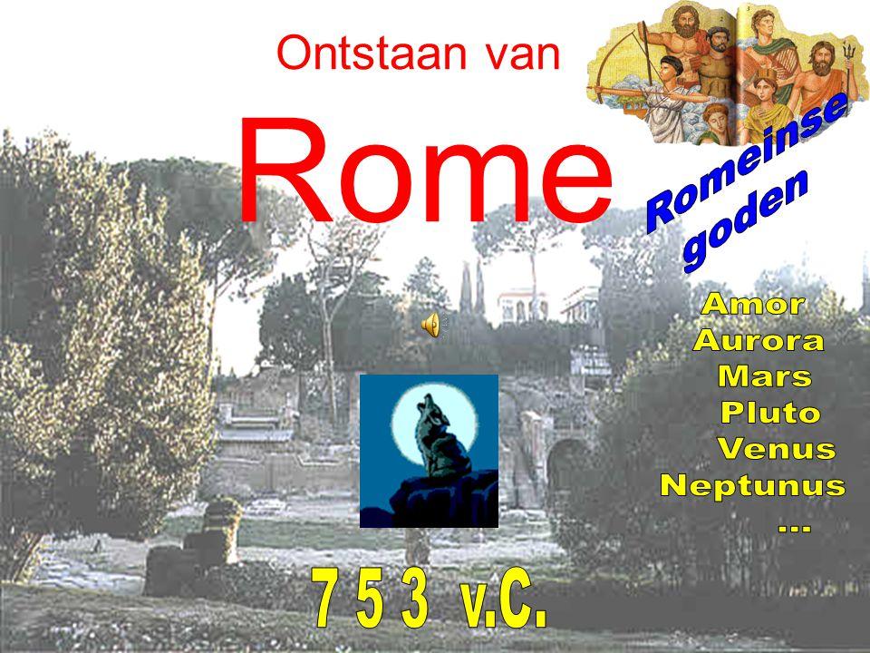 Ontstaan van Rome