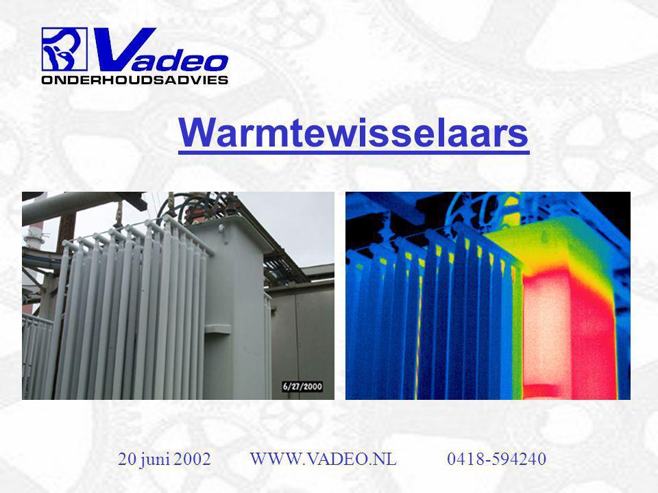 20 juni 2002WWW.VADEO.NL0418-594240 V-riemaandrijvingen
