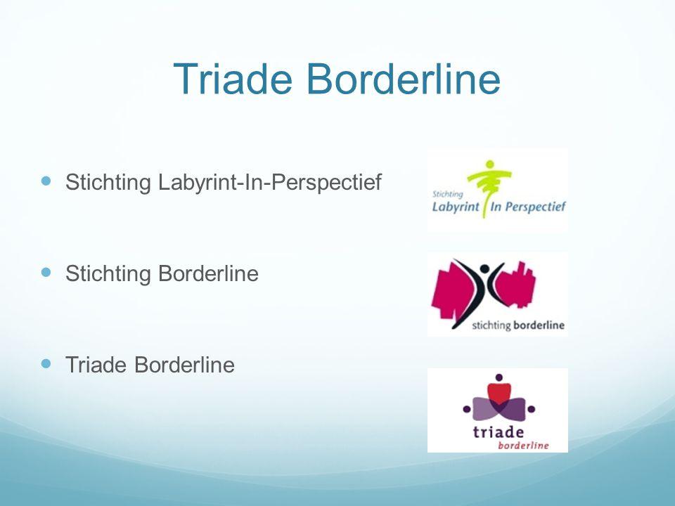 Triade Borderline  Stichting Labyrint-In-Perspectief  Stichting Borderline  Triade Borderline