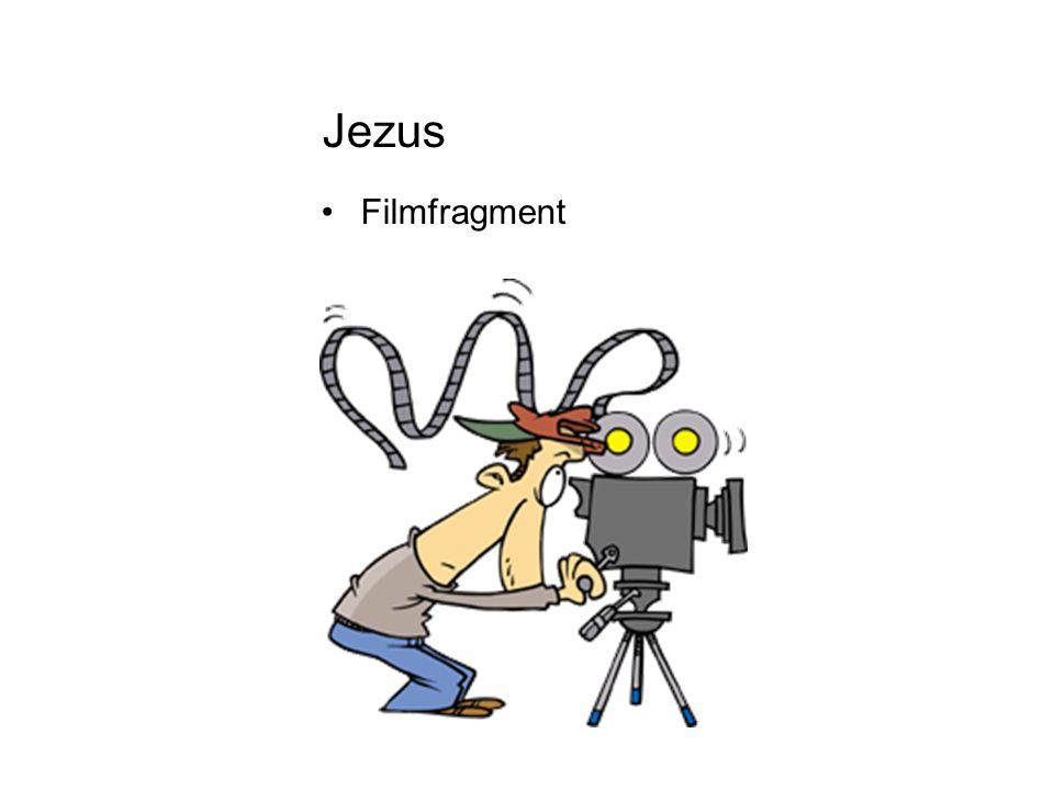 Jezus •Filmfragment
