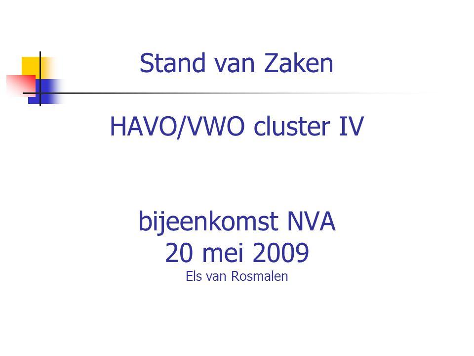Voorgeschiedenis: KPC rapport februari 2009  Erkenning doelgroep  Verantwoordelijkheid ligt bij speciaal onderwijs Cluster IV  vervolgafspraak  Rietlanden: VMBO-t  De Zwengel:  -VMBO-t (i.s.m.