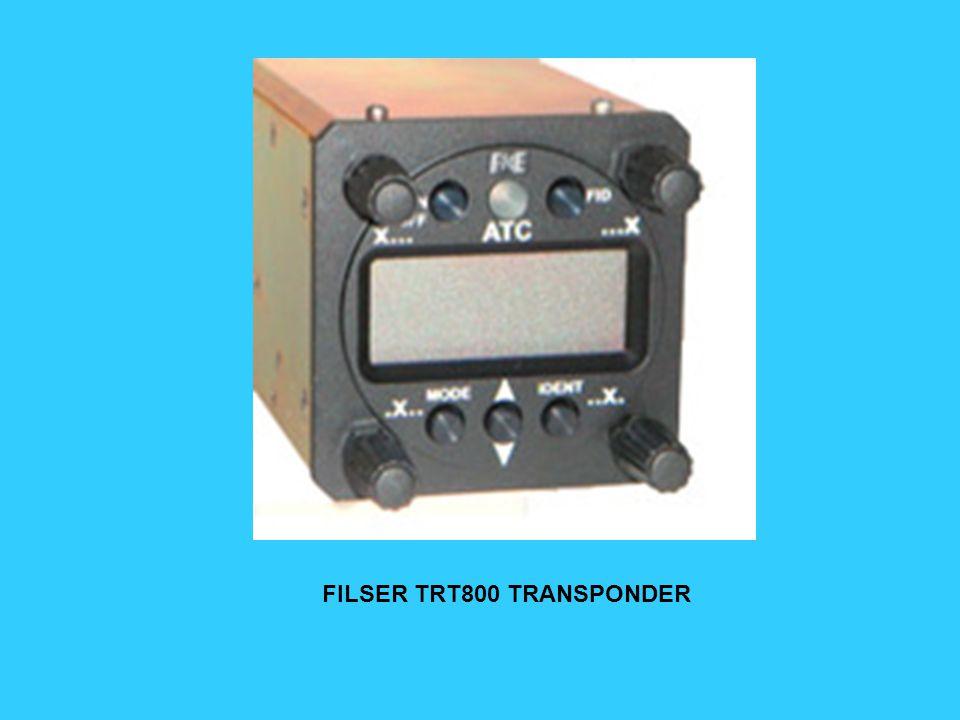 FILSER TRT800 TRANSPONDER