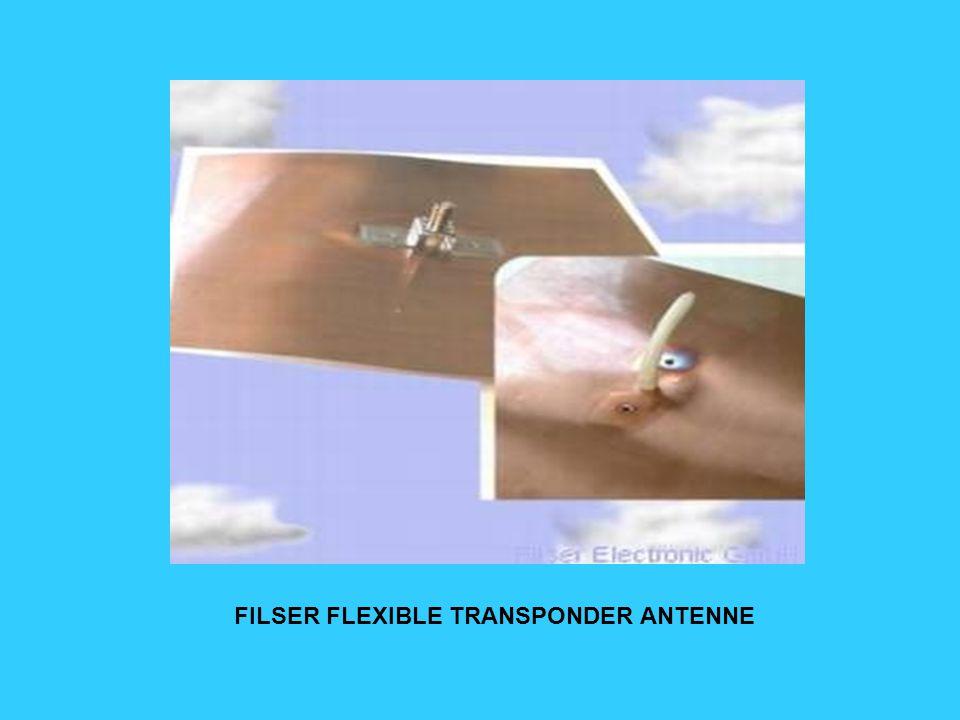 FILSER FLEXIBLE TRANSPONDER ANTENNE