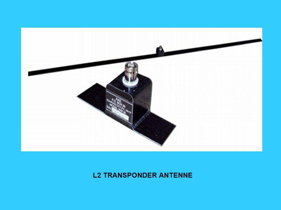 L2 TRANSPONDER ANTENNE