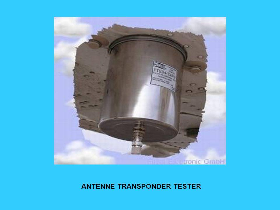 ANTENNE TRANSPONDER TESTER