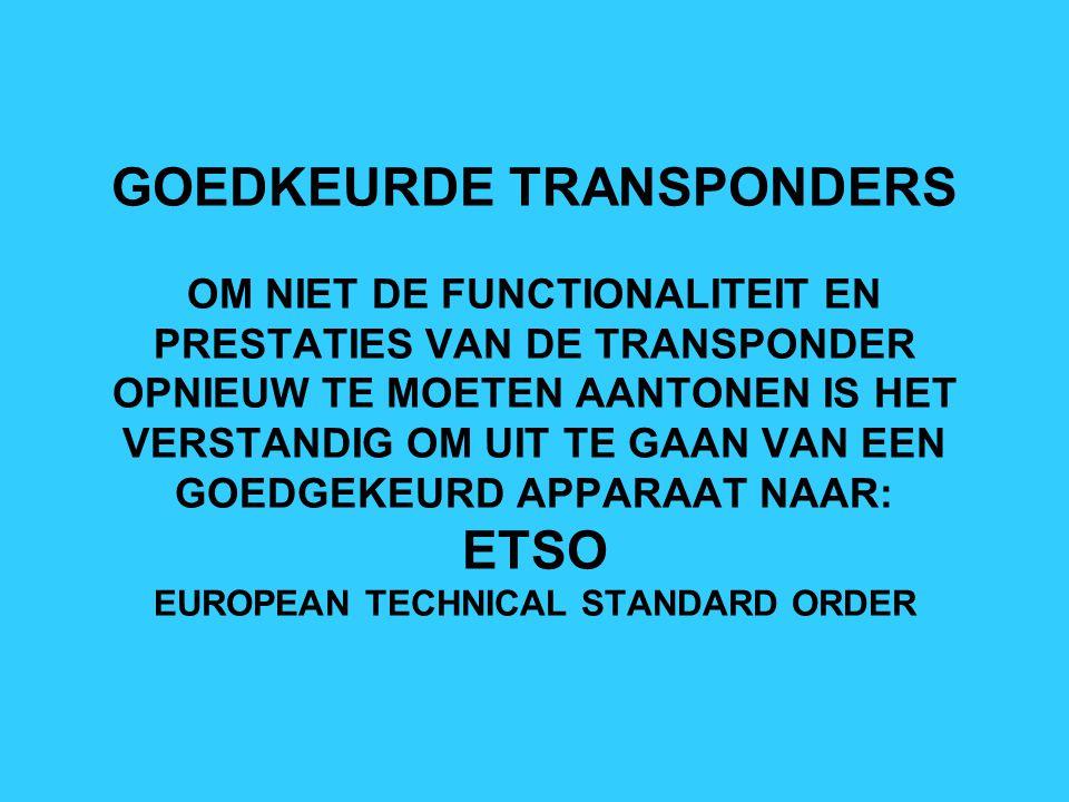 BENDIXKING KT73 MODE-S TRANSPONDER RETROFIT VOOR KT76