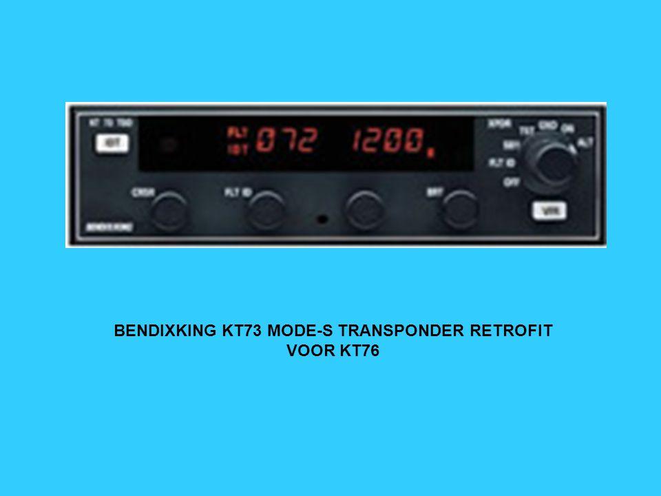 GARMIN GTX330 (D) MODE-S TRANSPONDER