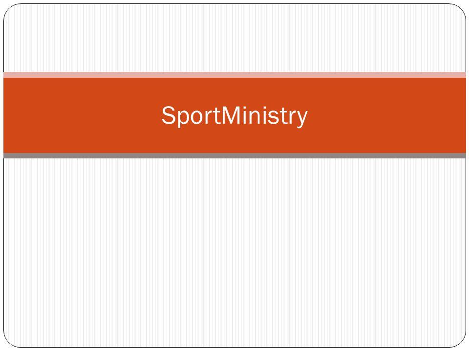 SportMinistry