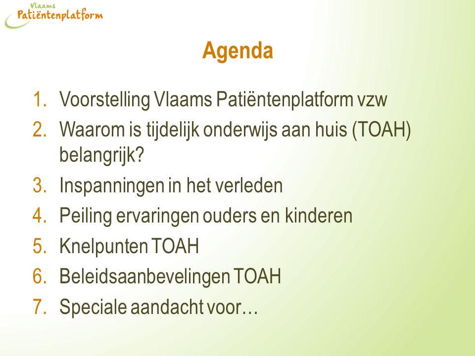 Het Vlaams Patiëntenplatform Wat.