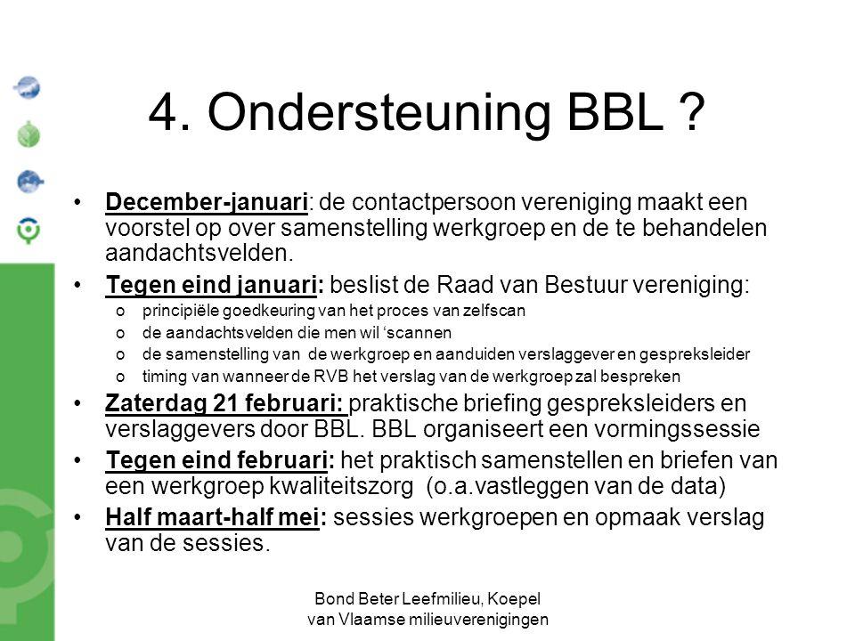 4. Ondersteuning BBL .