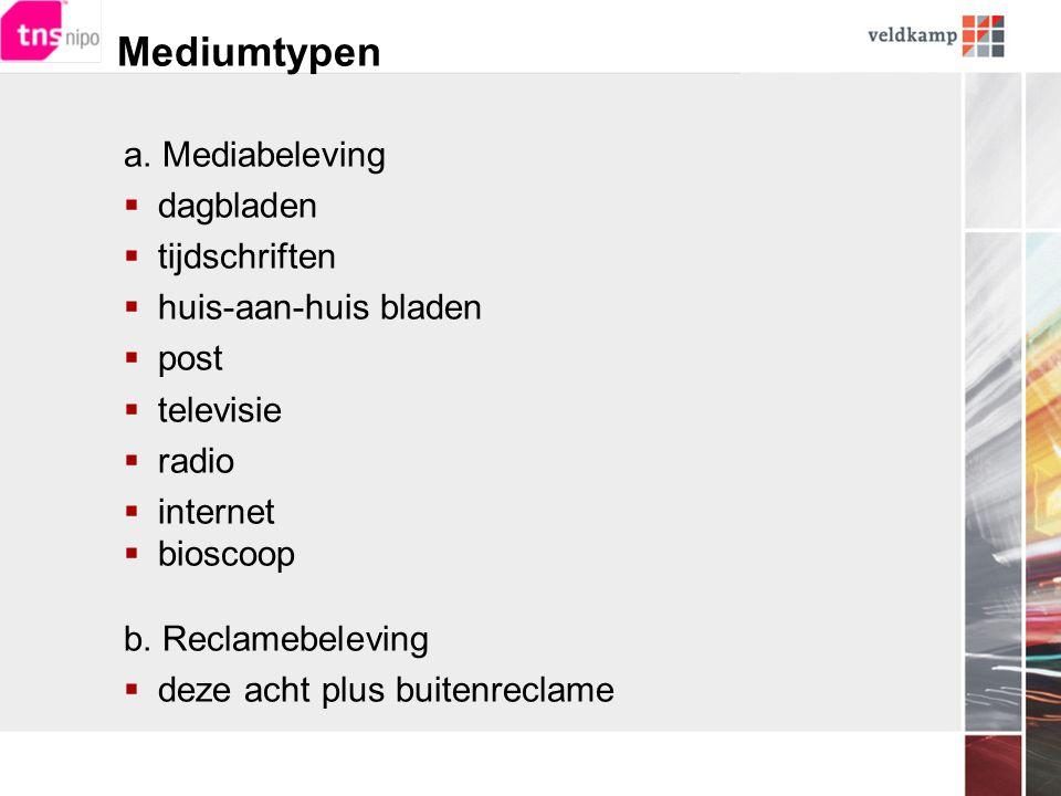 Mediumtypen a.