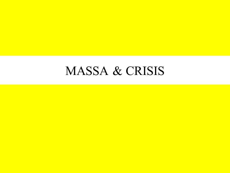 MASSA & CRISIS
