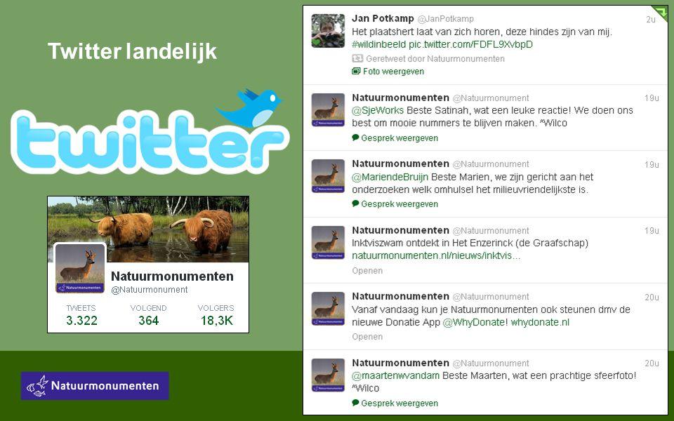 Twitter landelijk