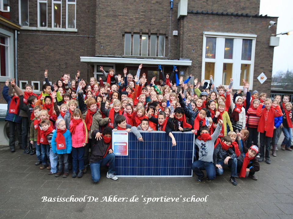Basisschool De Akker: de 'sportieve' school