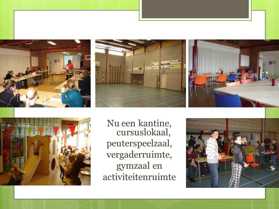 Sociale functie  Een gemeenschapshuis heeft in een kleine plattelandskern als Noordijk een heel belangrijke sociale functie, welke wordt versterkt door het ontbreken van winkels en een kerk.