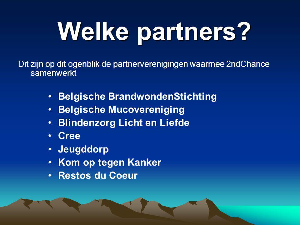 Welke partners.