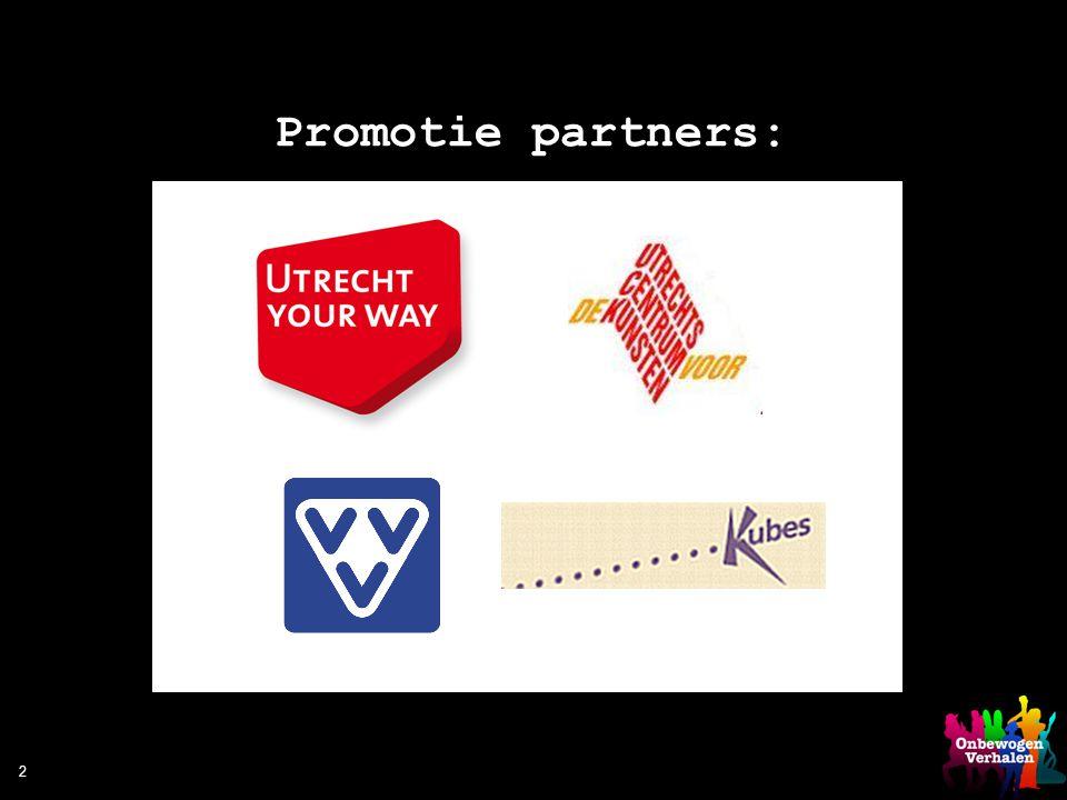 2 Promotie partners: