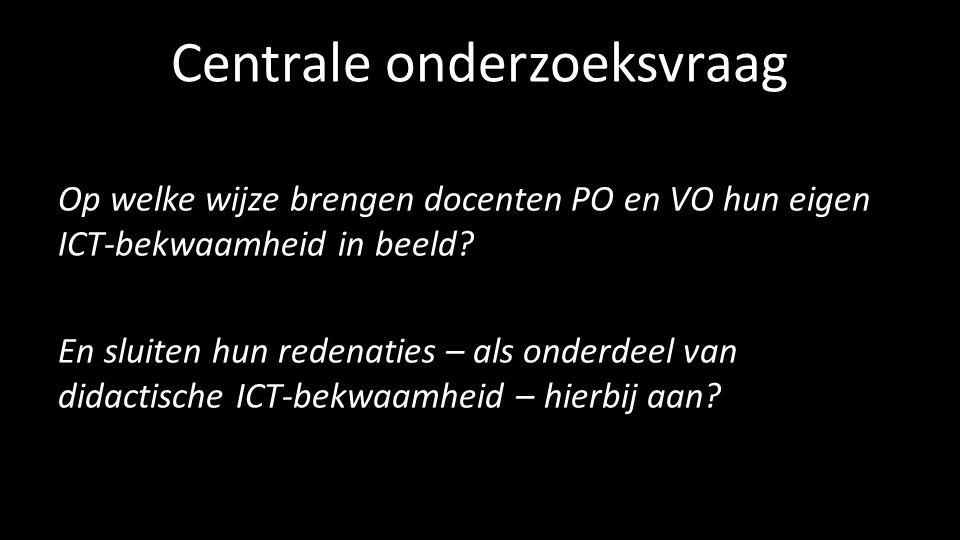 Didactische ICT-bekwaamheid van docenten Johan van Braak, Joke Voogt, Liesbet Verplanken, Maaike Heitink, Petra Fisser, Amber Walraven Jaarlijkse Kennisnet conferentie Weten wat werkt met ICT in het onderwijs 4 juni 2014, Den Haag