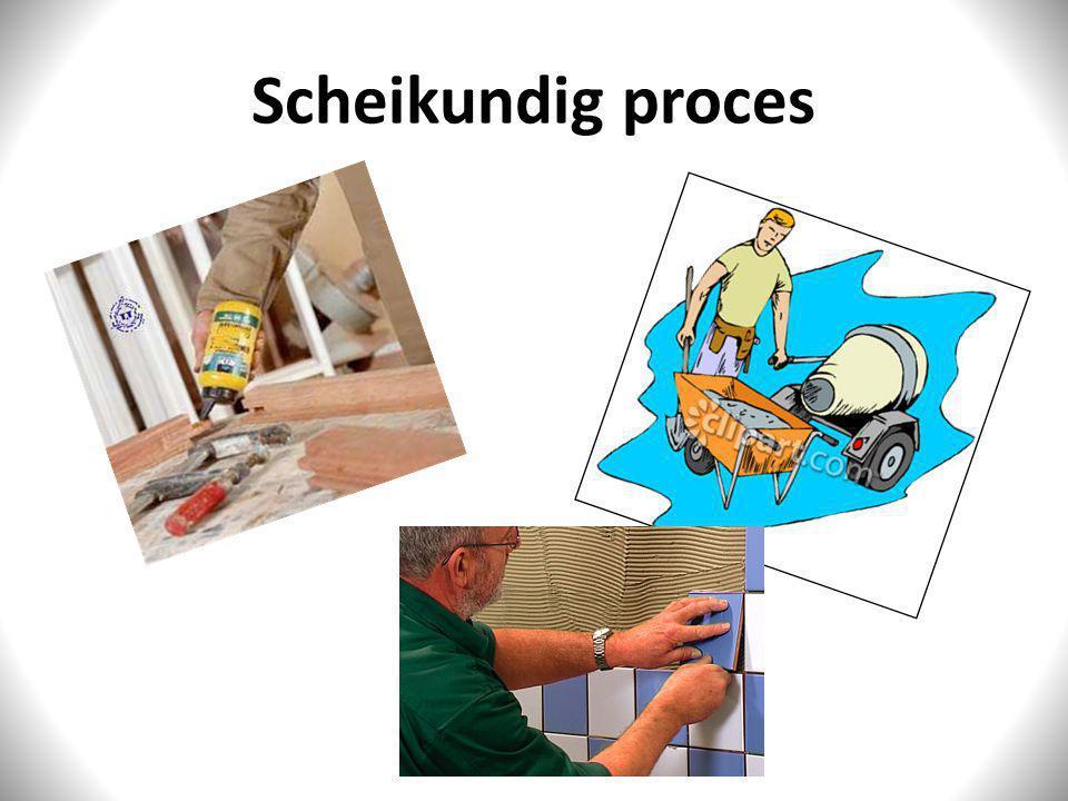 Scheikundig proces