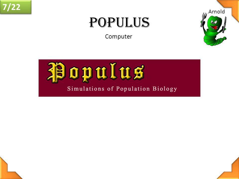 • Bij de bespreking van dat model hebben we laten zien dat de populatie zich op den duur zal stabiliseren.