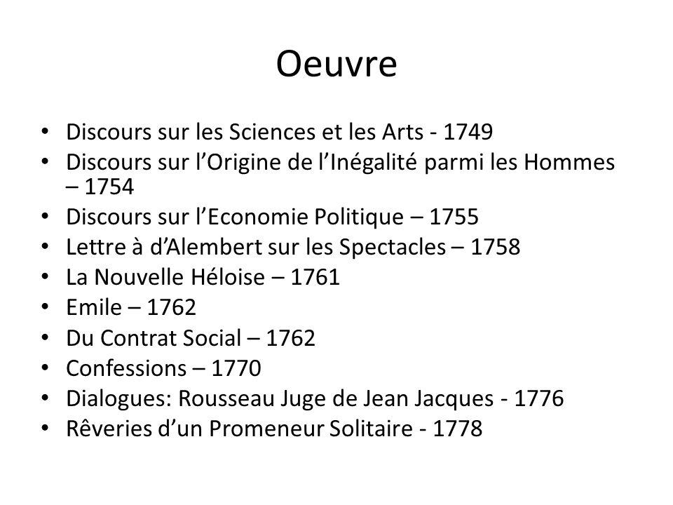Rousseau's sociale filosofie Algemene Thematiek: De moeilijkheid – onmogelijkheid zelfs - om de maatschappelijke samenhang op volstrekt autonome wijze – op louter menselijke basis - te denken!