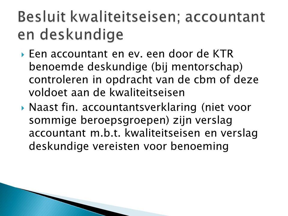  Een accountant en ev.