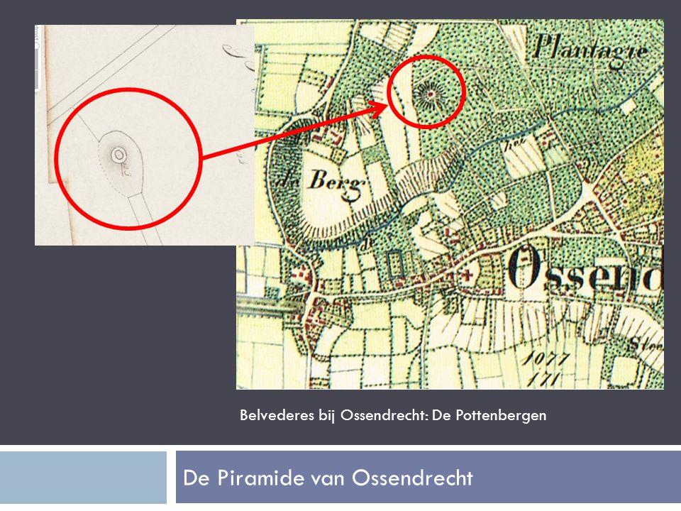 De Piramide van Ossendrecht Belvederes bij Ossendrecht: De Pottenbergen