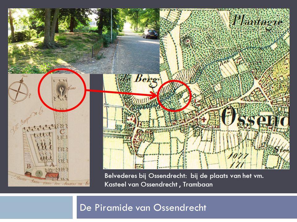 De Piramide van Ossendrecht Belvederes bij Ossendrecht: bij de plaats van het vm.