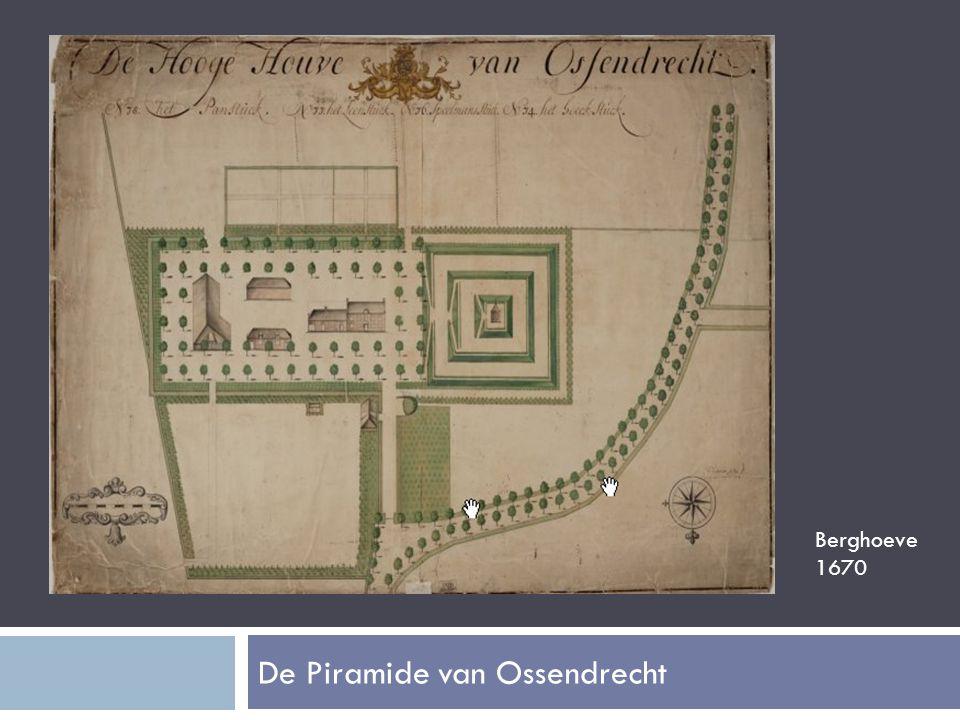 De Piramide van Ossendrecht Berghoeve 1670