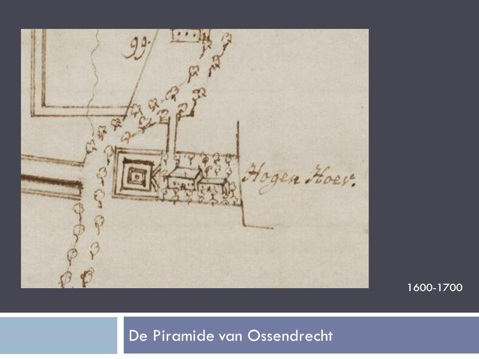De Piramide van Ossendrecht 1600-1700