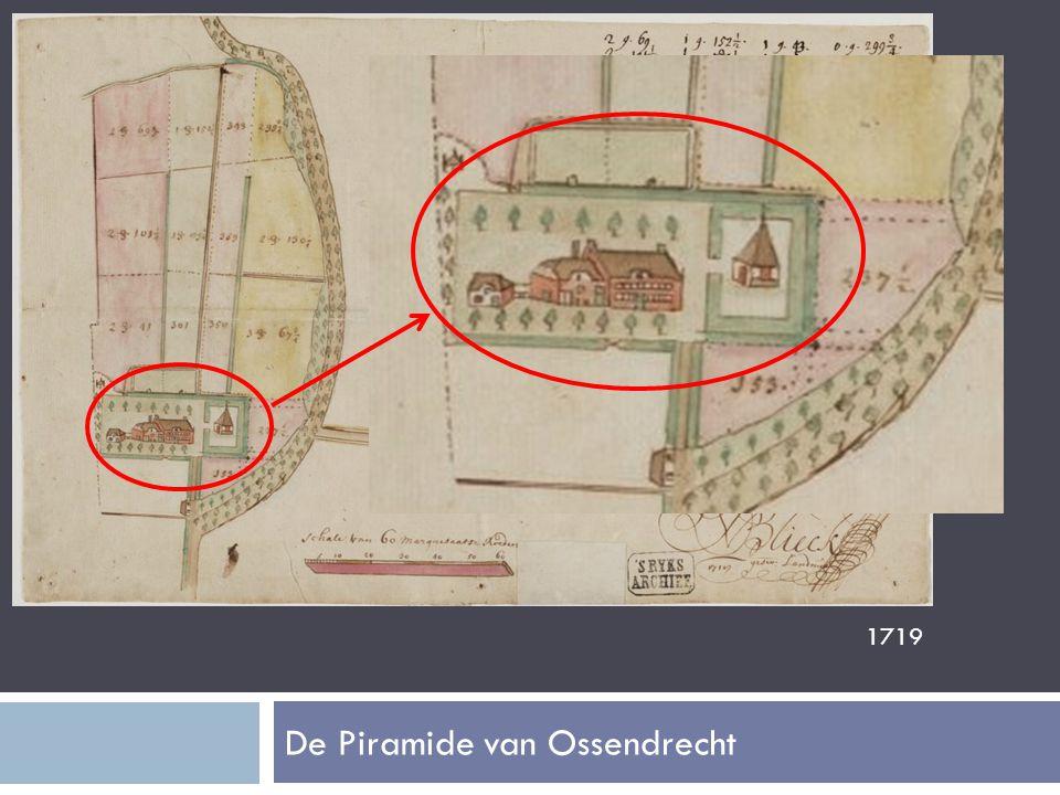 De Piramide van Ossendrecht 1719