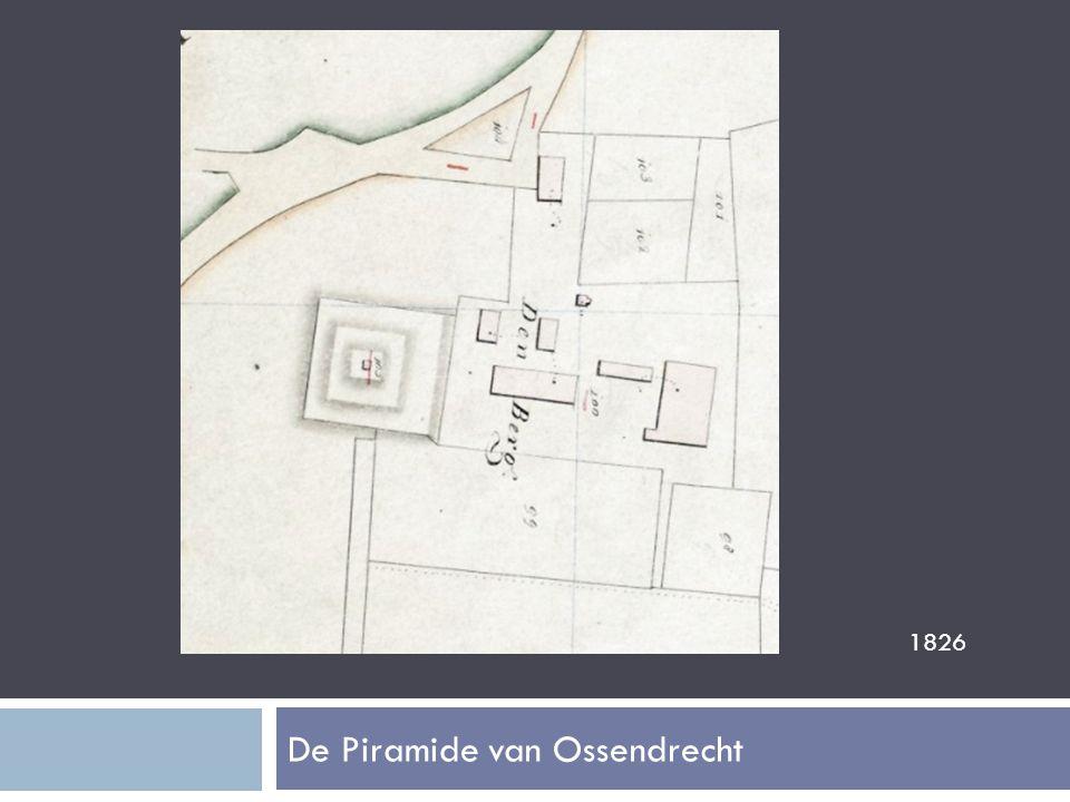 De Piramide van Ossendrecht 1826