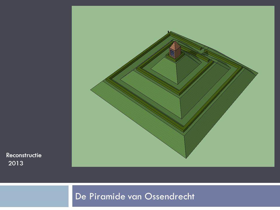 De Piramide van Ossendrecht Reconstructie 2013