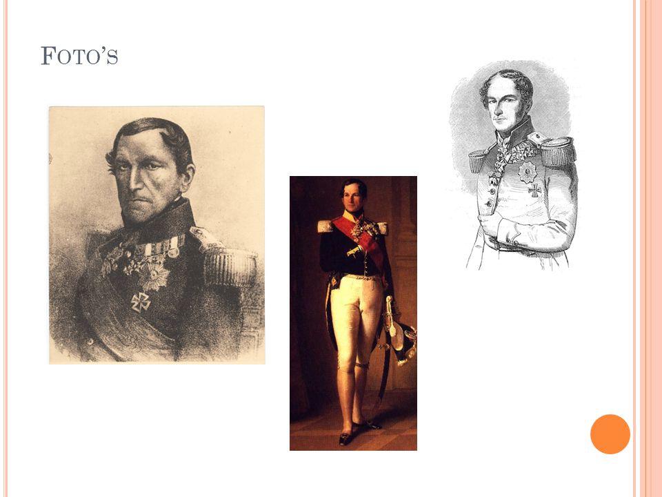 In 1790 In 1806 Augusta Charlotte In 1816 Frans van Saksen-Cobrug-Saalfeld Augusta van Reuss-Ebersdrof en Lobenstein In 1865 Quiz(antwoorden)