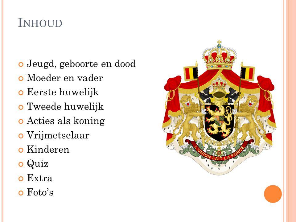 L EOPOLD 1 Van België