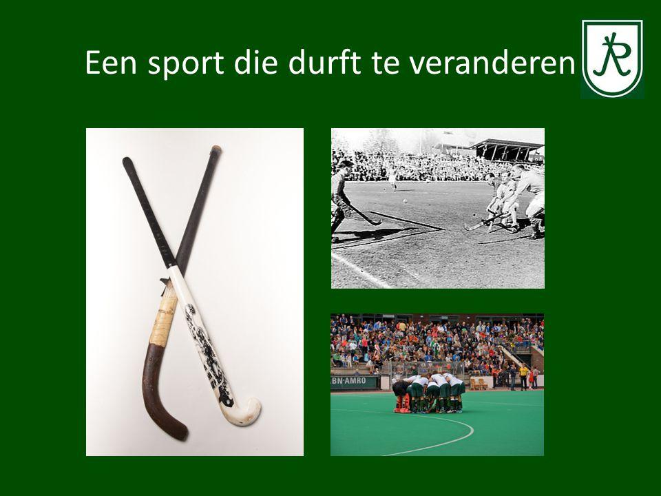 Geschiedenis HC Rotterdam • In 1973 ontstaan uit fusie tussen HC Hillegersberg, RBC en MRHC (600 leden): oudste vereniging opgericht in 1925 • Van 1997-2010 de grootste hockeyclub van Nederland, thans nummer 2 met ca.