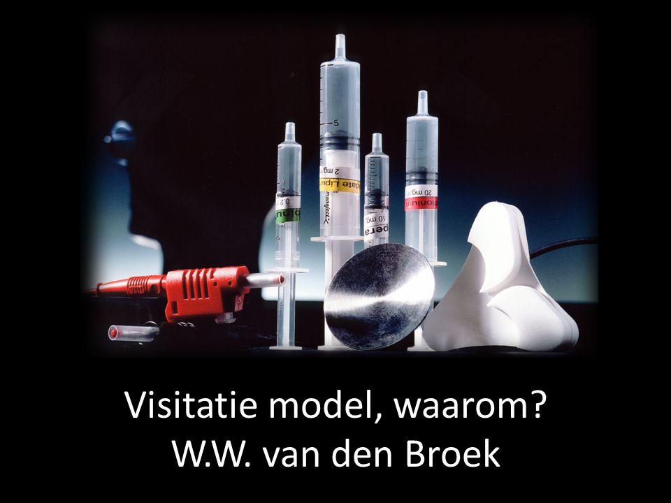 Visitatie model, waarom W.W. van den Broek