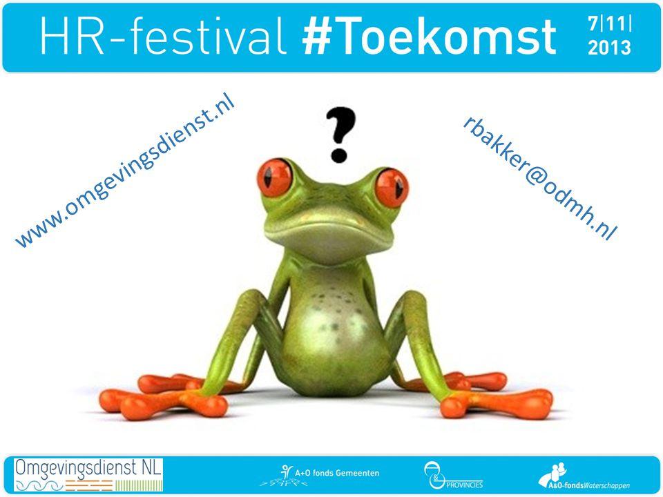 www.omgevingsdienst.nl rbakker@odmh.nl