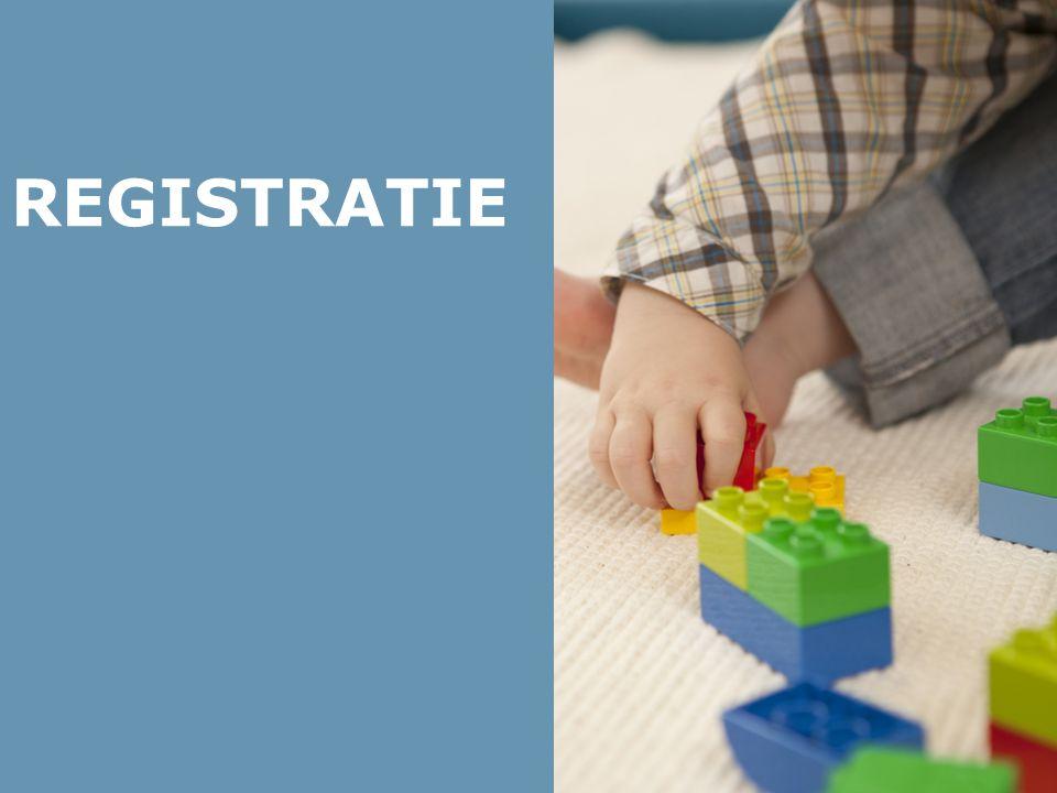 REGISTRATIE Voorlopige versie 5 juli 2013