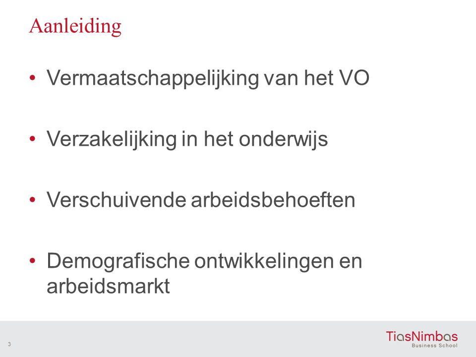 Onderzoek en Advies •Vraag Hoe dient het werkgeverschap in het onderwijs te worden georganiseerd, opdat schoolbesturen in de regio Almere/Flevoland nu en in de toekomst kunnen beschikken over de juiste hoeveelheid leerkrachten met de juiste competenties.