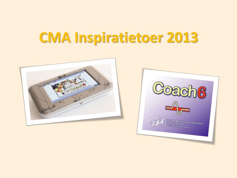 CMA Inspiratietoer 2013