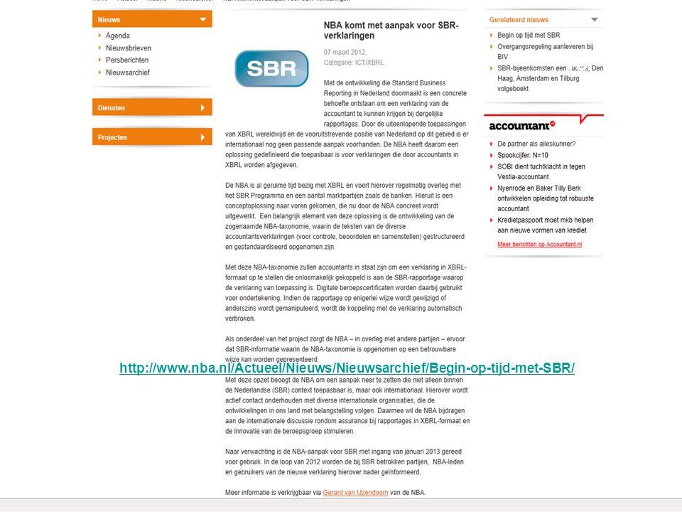 http://www.nba.nl/Actueel/Nieuws/Nieuwsarchief/Begin-op-tijd-met-SBR/ 18