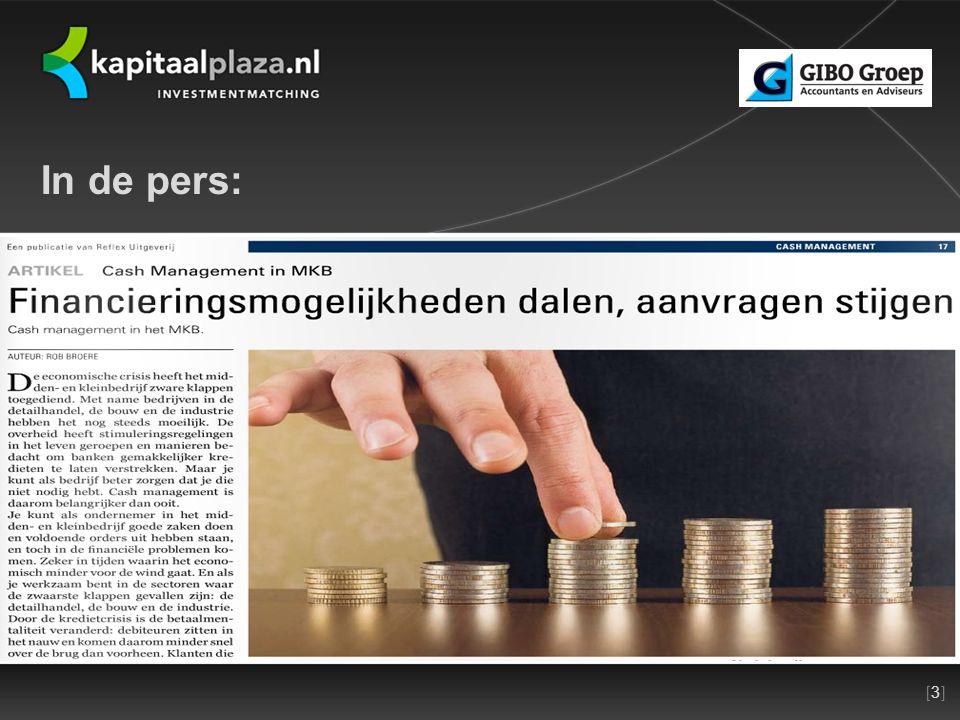[3][3]Titel plus versienummer presentatie 22-10-2010 In de pers: