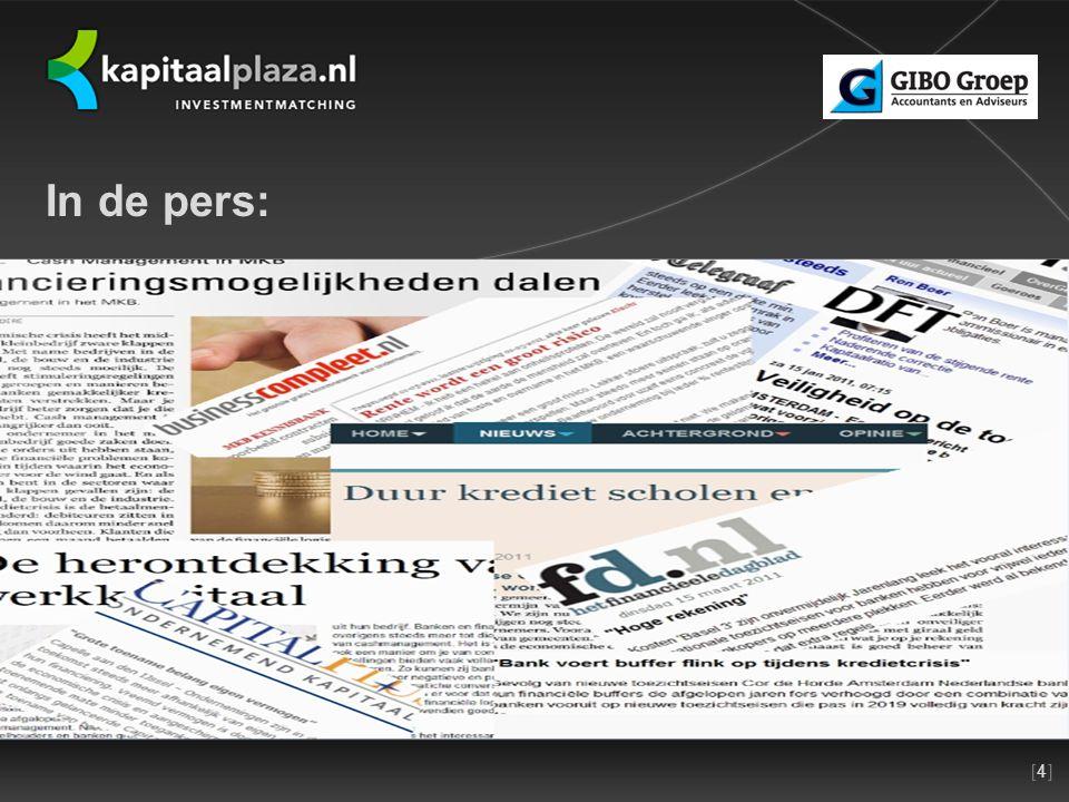 [4][4]Titel plus versienummer presentatie 22-10-2010 In de pers: