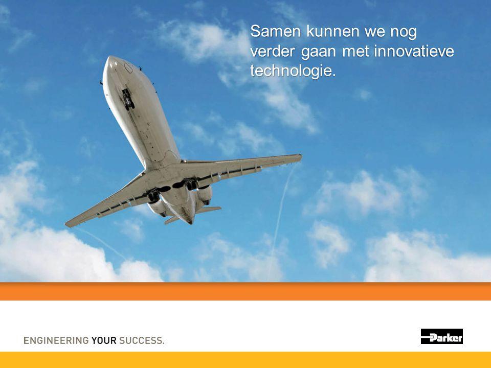 Samen kunnen we nog verder gaan met innovatieve technologie.