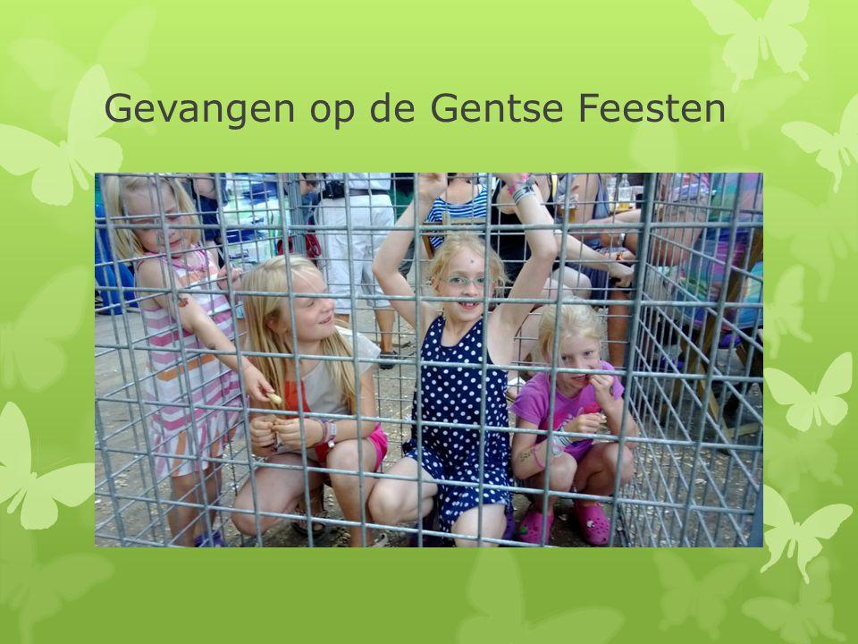Gevangen op de Gentse Feesten