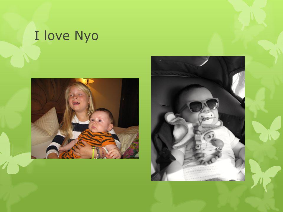 I love Nyo