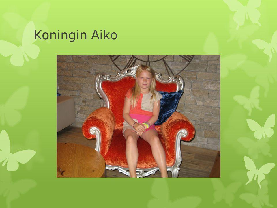 Koningin Aiko